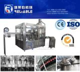 Terminar la planta de relleno del refresco/carbonató la máquina de rellenar de la bebida