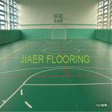 Deportes de PVC de alta calidad impermeable baldosas del suelo para Cancha de tenis