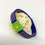 Sy01-01-006 Personnaliser bracelet en silicone d'énergie magnétique