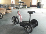 Wellsmove drei Rad Trike Mobilitäts-Roller mit 350W 500W Naben-Motor