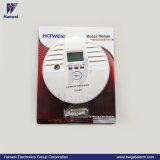 Alarme de Co Battery-Powered EN-50291 Detector de monóxido de carbono no Mercado Interno (Vênus)
