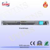 DVB-T / T2 / ISDB-T / Transmissor ATSC / PAL Transmissor de TV digital terrestre UHF / VHF 30W-130W
