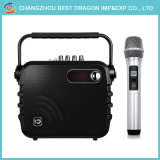 2018 Nouvelle Voix de microphone sans fil portable Karaoke Amplificateur puissant
