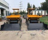 Kipwagen van de Plaats van China de Goedkope maar Hoogstaande 4ton Mini met Self-Loading Emmer