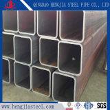 Tubo de acero del cuadrado común del carbón para el edificio de la estructura