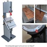 346mmの高品質の水平の木製の速い切断バンドは熱い販売については機械を見た