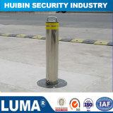 Controle de acesso a sistemas de estacionamento hidráulico balizadores de segurança