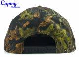 Padrão de lã colorido personalizado 6 Instrumentos Hat Snapback Pac