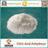 Ácido cítrico de qualidade alimentar anidro