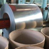 Bobina de acero galvanizada de acero Dx51d del material de construcción de la hoja del material para techos
