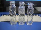 15ml広い口のガラス香水のガラスびん、サンプラーのびん