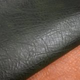 고아한 나무 껍질 PVC 가죽에 의하여 돋을새김되는 부대 신발 가죽