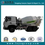 Sinotruk HOWO-A7 6X4 Betonmischer-Tanker-LKW