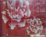 Película perforativa de la visión de la impresión unidireccional de la pantalla (160mic papel del desbloquear de la película 180g)