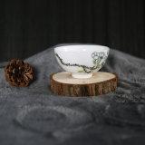 Nuovo POT dell'insieme di tè di disegno dell'uccello di Daqiuni 2018 1 2 tazze del tè di pomeriggio