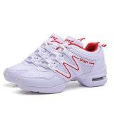 Il ballo calza le scarpe da tennis di Hip Hop di jazz delle donne per la donna (AKWDX12)