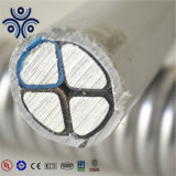 5core 0.6/1kv condutores de cobre PVC Cabo Eléctrico do cabo de alimentação (3+2 core)