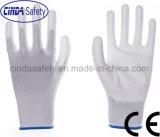 PU покрытием Ассамблеи защитные рабочие перчатки