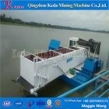 Sich hin- und herbewegende Abfall-Wiedergewinnungboots-u. Weed-Erntemaschinewasserweed-Ausschnitt-Lieferung