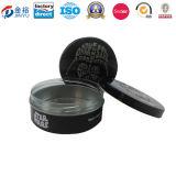 Квадратная круглая коробка олова пакета воска волос коробки олова мыла