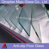 Migo Customized Design Patterned Tempered Glass for Commercial Building