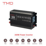 China-Fabrik-Preis 300W Mini weg von Wechselstrom 220V 230V 240V Rasterfeld-reinem Sinus-Wellen-Sonnenenergie-Inverter Gleichstrom-12V 24V 48V