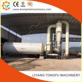 Sécheur de la biomasse de la Machine à rouleaux de sciure de bois Fournisseur de la machine de séchage rotatif