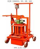 2014熱い販売のZcjk Qm40Aの卵置く移動式ブロック機械