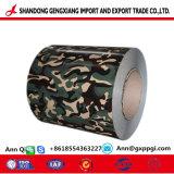 La bobina de Flor de impresión e impresión de la bobina de acero galvanizado para tejados