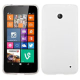 Открынный первоначально сотовый телефон Nokie Lumia 635