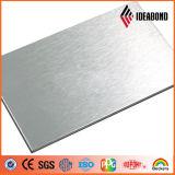Comitato composito di alluminio spazzolato di rivestimento per la parete di Caldding