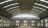 Hangar de aço dos aviões de Strutcure do painel do baixo custo