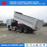De Kipwagen van de Vrachtwagen van de Stortplaats van Sinotruk HOWO A7 6*4 30tons voor Verkoop