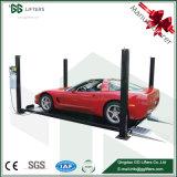 製造業者の4本の柱が付いている商業油圧駐車上昇