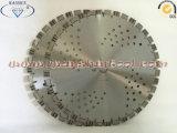 Het turbo Blad van de Zaag van de Diamant met het Segment van de Lengte van 20mm voor Beton