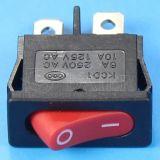 MiniSpst Ein-AusBlack Rocker Switches