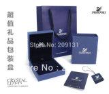 목걸이 삽입 (MX-285)를 가진 삽입 /Paper 팔찌 상자를 가진 고정되는 /Paper 목걸이 상자