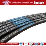 Tubo idraulico di gomma di industria materiale eccellente R2