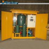 低価格の中国の携帯用高真空の誘電性の変圧器の油純化器