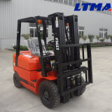 Máquina de China mini carretilla elevadora diesel de 1.5 toneladas