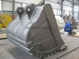 Roterend grijp Pasvorm voor de Delen van de Machines van de Emmer van het Graafwerktuig Ex400 vast