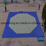 De Mat van Bjj van het Broodje van Flexi/Mat MMA/de Rolling Mat van het Judo
