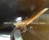 50 galões de Batch Pasteurizer com Slope Pasteurizer Tank Bottom