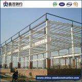 Edificio prefabricado Pre-Dirigido de la estructura de acero para el almacén