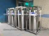 ISO18172-1 tanques de aço inoxidáveis padrão 79L para C2h4o