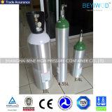 DOT3al de StandaardCilinder van de Zuurstof van het Aluminium 4.55L Medische