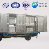 Lph afrikanische Markt-Wasserbehandlung-Maschine 2000