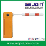A oscilação da barra de velocidade para o acesso de segurança da barra de controle de carro