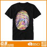 남자의 형식 기능 t-셔츠