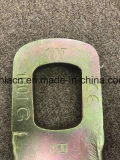 急速なワイヤー持ち上がるリングのクラッチの手錠を持ち上げるプレストレストプレキャストコンクリート